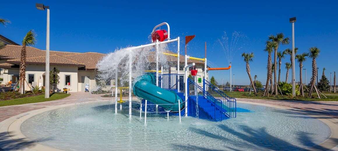 ChampionsGate Oasis Club Splash Zone
