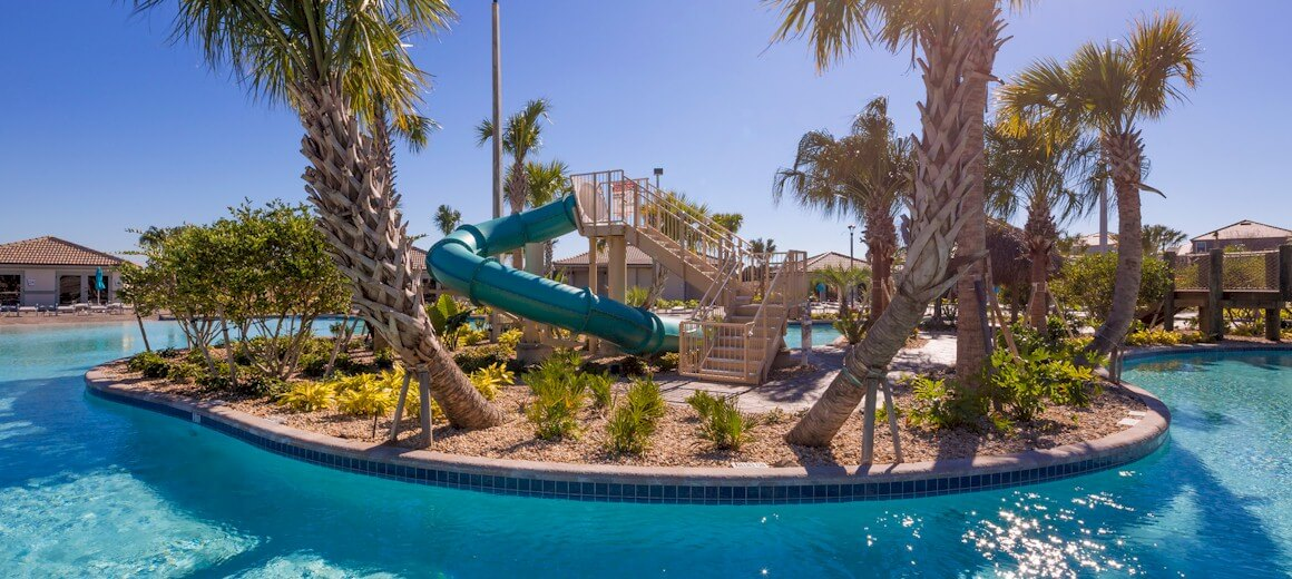 ChampionsGate Oasis Club Water Slides
