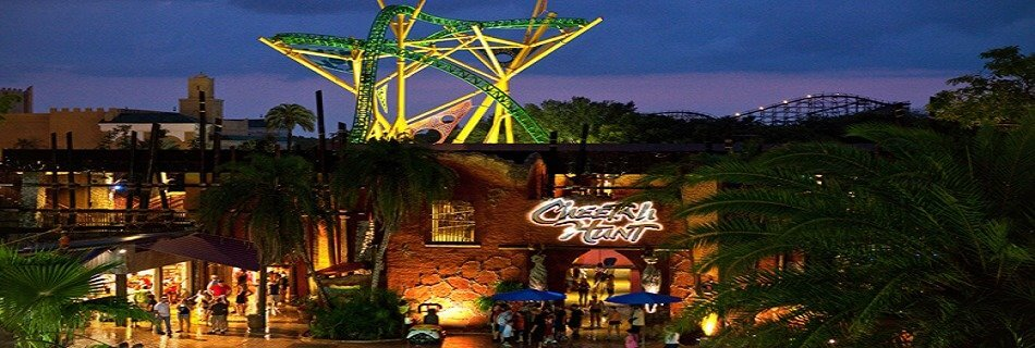 The Fun Stays After Dark At Busch Gardens Summer Nights!