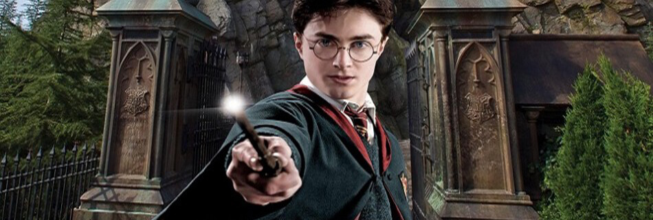 Harry Potter Takes Over at Universal Studios!