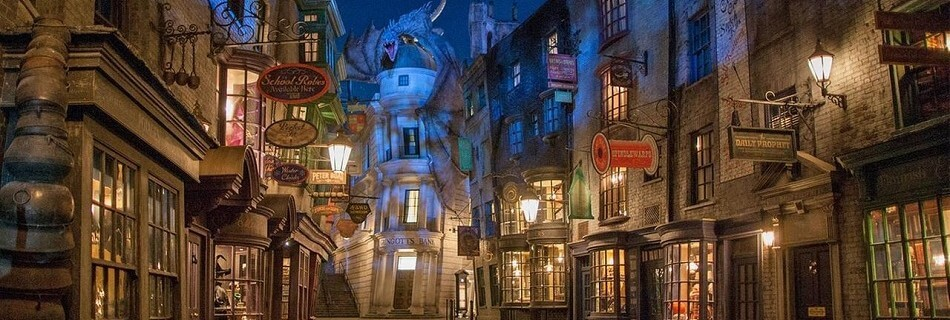 Fun Facts about Universal Orlando's Diagon Alley