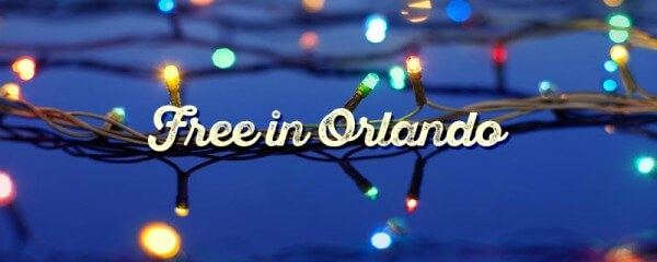 Free Things to do in Orlando in December 2017