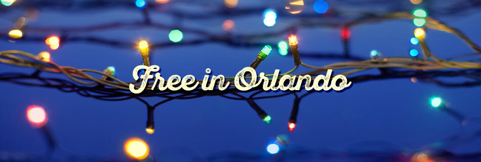 Free Things to do in Orlando in December 2015