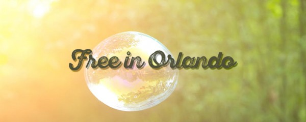 Free Things to do in Orlando in August 2018