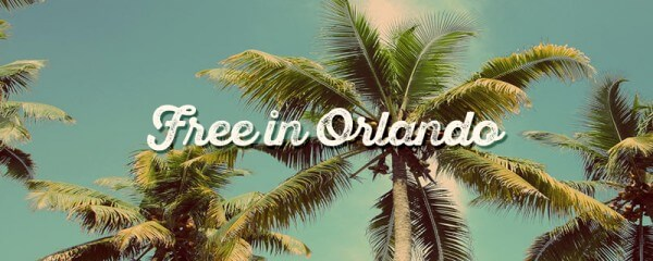 Free Things to do in Orlando in June 2017