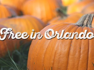 Free Things to do in Orlando in October 2017