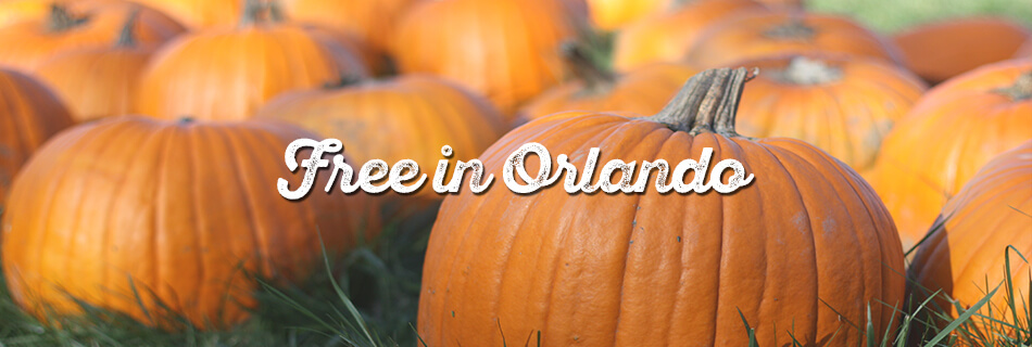 Free Things to do in Orlando in October 2015