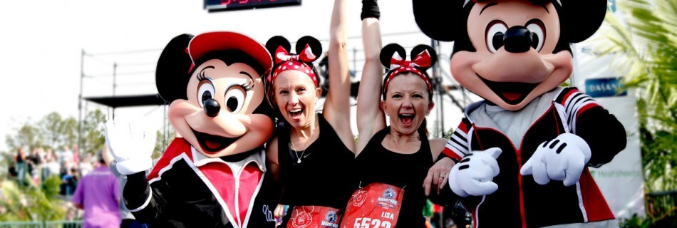 Walt Disney World's Marathon Weekend- Run to the Magic!