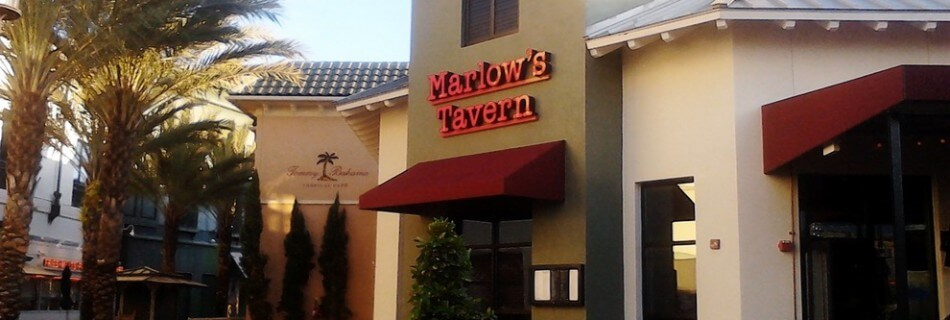 Orlando Food Spotlight: Marlow's Tavern
