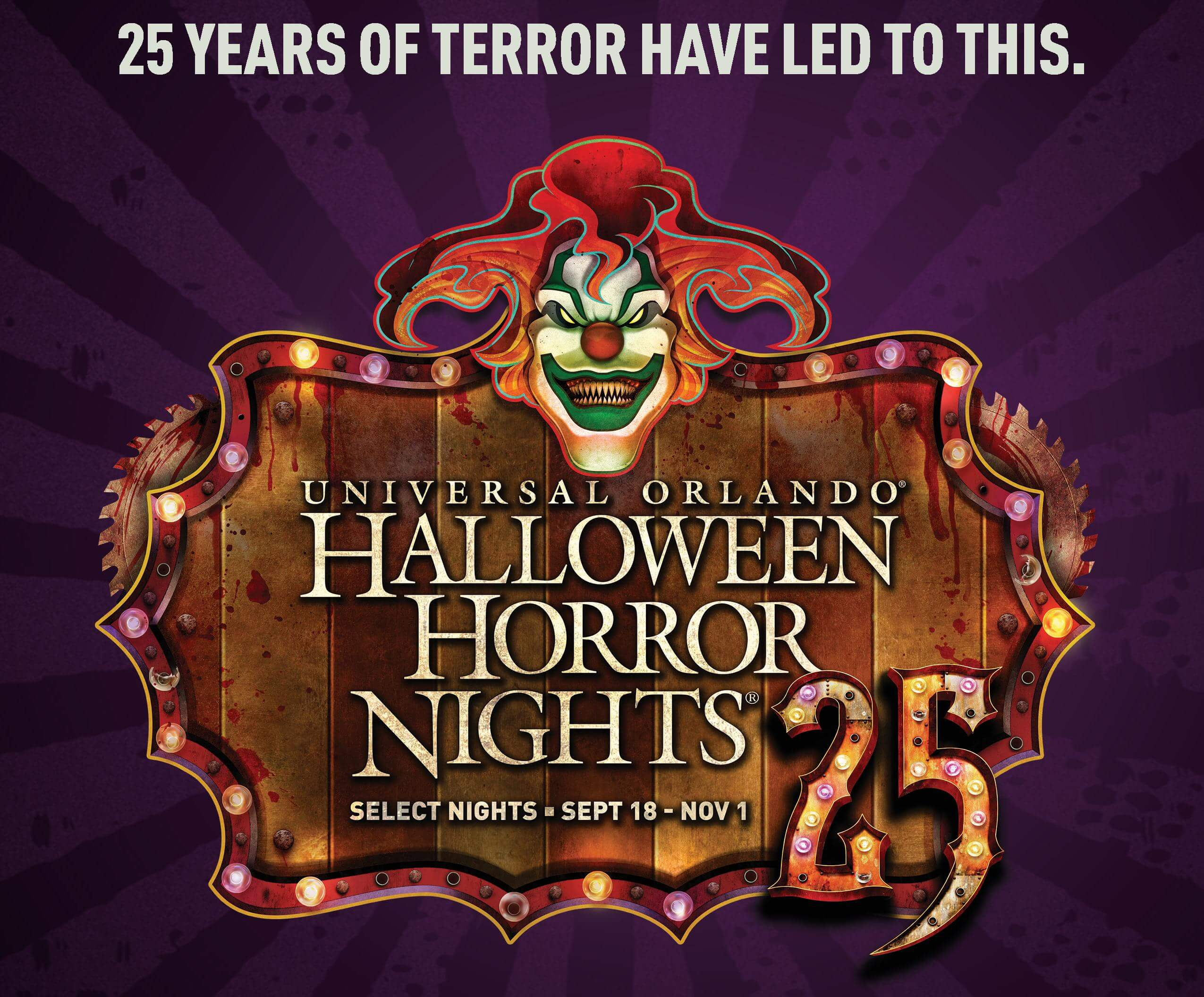 Orlando Halloween Events HHN
