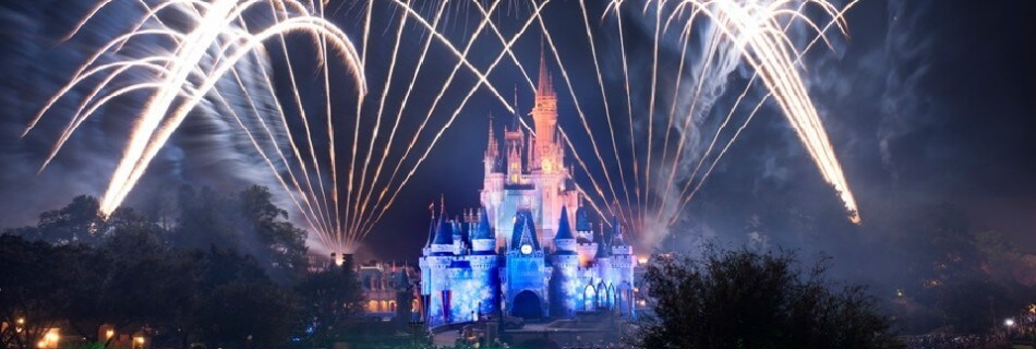 Ring in the New Year at Walt Disney World ®