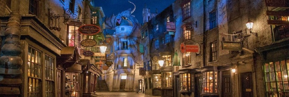 Diagon Alley Now Open at Universal Orlando