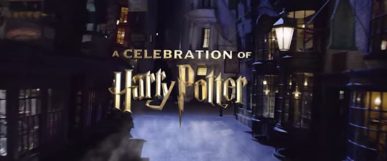 Celebrate Harry Potter at Universal Orlando