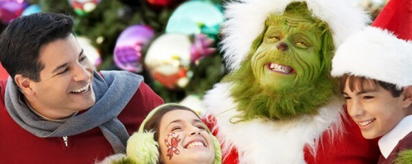 Grinchmas at Universal's Islands of Adventure