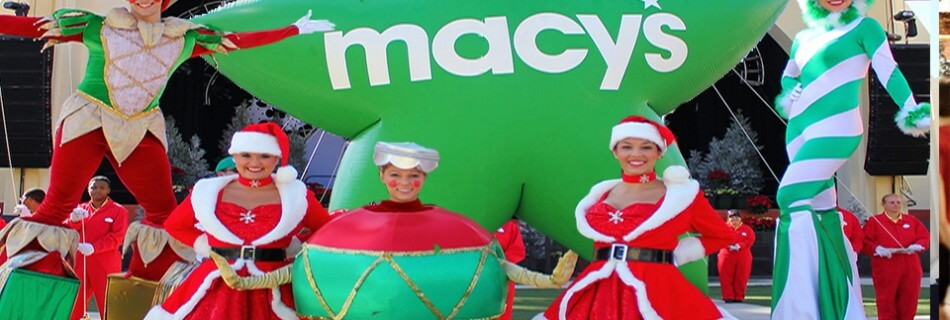 See Macy's Holiday Parade at Universal Studios Florida