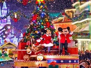 Celebrate Christmas at Disney with Mickey's Very Merry Christmas Party