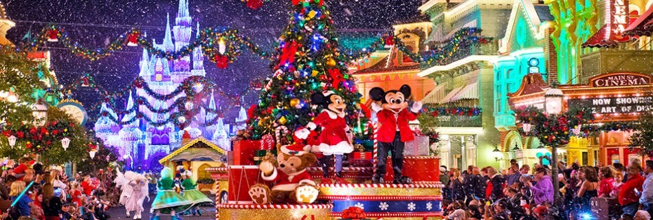 Celebrate Christmas at Disney with Mickey's Very Merry Christmas Party 2014