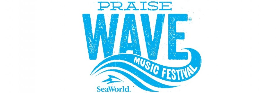 Top Christian Artists at SeaWorld's Praise Wave !
