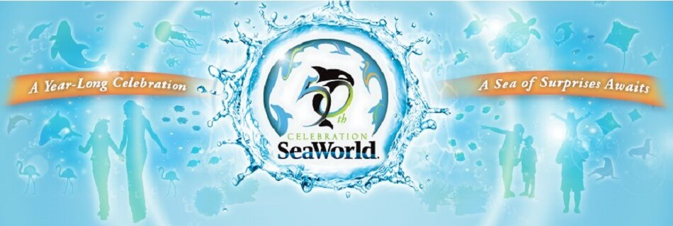 SeaWorld's Sea of Surprises Anniversary Celebration!