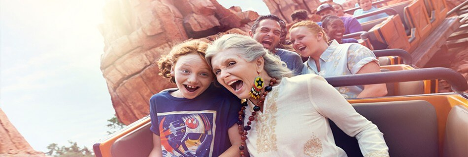 3 Survival Tips for  Disney Family Vacation