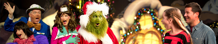 A Grinchmas Who-liday Spectacular at Universal - Holidays at Theme Parks in Orlando
