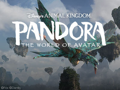 Pandora Opens at Animal Kingdom