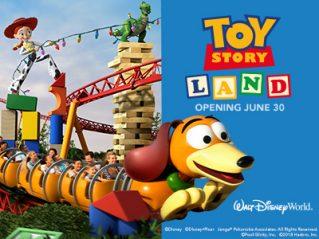 Toy Storey Land at Hollywood Studios