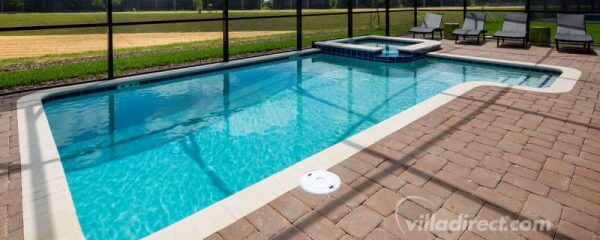 Orlando Vacation Home Rentals with Private Pools