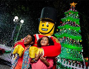 Happy Holidays at LEGOLAND