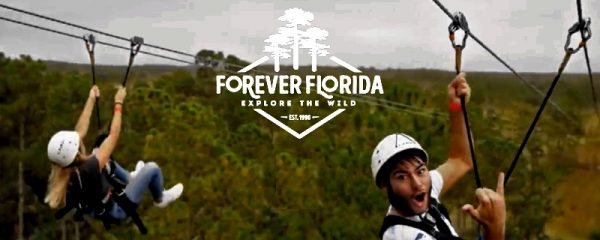 Explore the Wild at Forever Florida