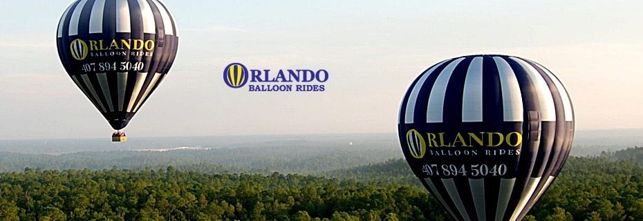 Hot Air Balloon Rides with Orlando Balloon Rides