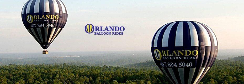 Hot Air Balloon Rides with Orlando Balloon Rides