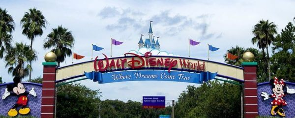 Road Trips to Disney World in Orlando