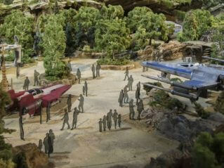 Experience Star Wars for Real at Galaxy's Edge