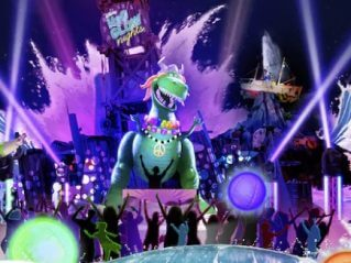 Ultimate Glow Party at Disney's Typhoon Lagoon