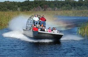Airboat rides and tours with Boggy Creek Airboat Rides Orlando Outdoors