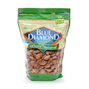 Almonds Road Trip Snacks
