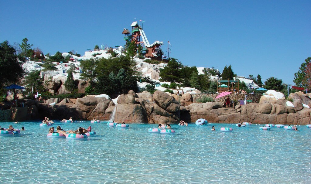 Blizzard Beach Spring in Orlando VillaDirect Vacation Homes