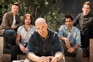Busch Gardens Food and Wine Festival Daughtry