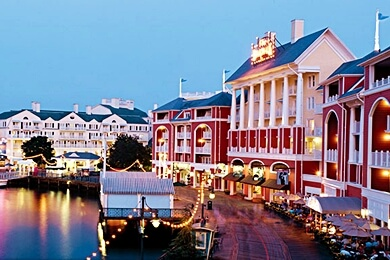 Disney Boardwalk Disney for Adults VillaDirect Orlando Florida Vacation Rentals