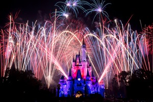 Disney World Fourth of July 2015 in Orlando