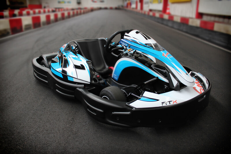 Electric go kart VillaDirect Vacation Rentals Orlando