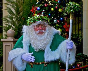 Epcot Holidays Around The World