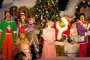 Grinchmas Orlando Orlando during the holidays