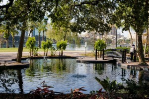 Lake Eola Park Free Things to do in Orlando