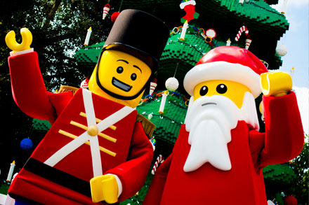 LegoLand Christmas VillaDirect Orlando Florida Vacation Rentals