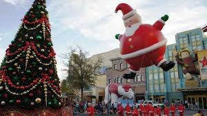 Macy's Holiday Parade at Universal Studios Orlando vacation rentals