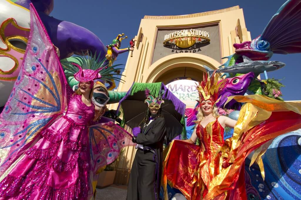 Mardi Gras Spring in Orlando VillaDirect Vacation Homes