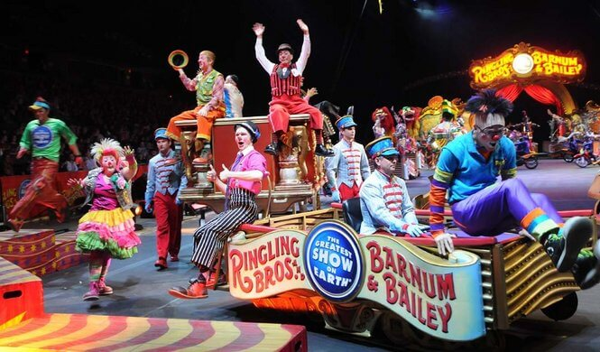 Ringling Bros. Circus VillaDirect Orlando Florida Vacation Rentals
