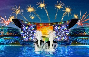 SeaWorld Fourth of July 2015 in Orlando